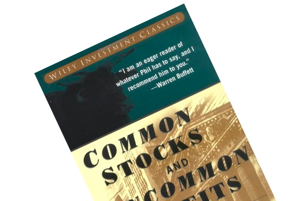 "Boganmeldelse af Phil Fishers ""Common Stocks and Uncommon Profits"""