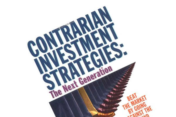 "Boganmeldelse af David Dremans ""Contrarian Investment Strategies"""