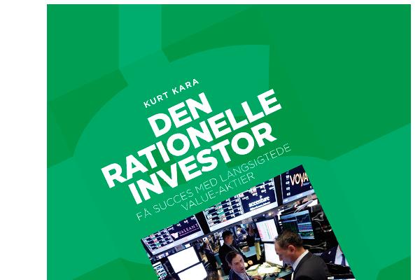 """Boganmeldelse af Kurt Karas """"Den Rationelle Investor"""""""