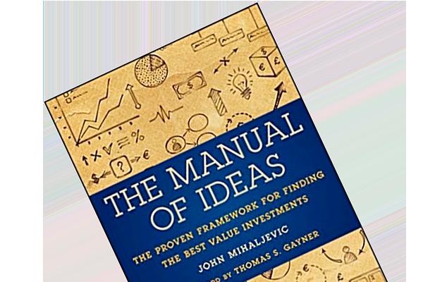 """Boganmeldelse af John Mihaljevic' """"The Manual of Ideas"""""""
