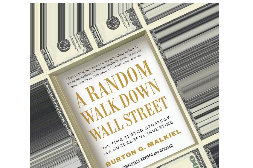 """Boganmeldelse af Burton G. Malkiels """"A Random Walk Down Wall Street"""""""