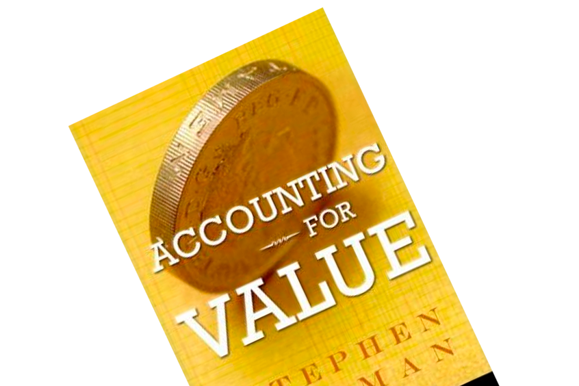 "Boganmeldelse af ""Accounting For Value"""