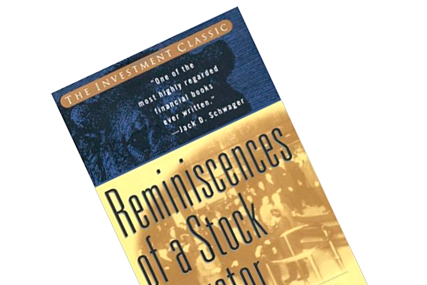 "Book Summary of Edwin Lefévre's ""Reminiscences of a Stock Operator"""