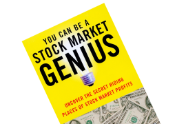 "Book Summary of Joel Greenblatts ""You Can Be a Stock Market Genius"""