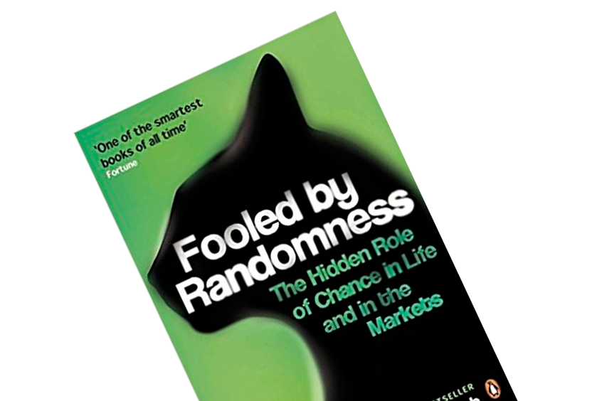 "Book Summary of Nassim Taleb's ""Fooled by Randomness"""