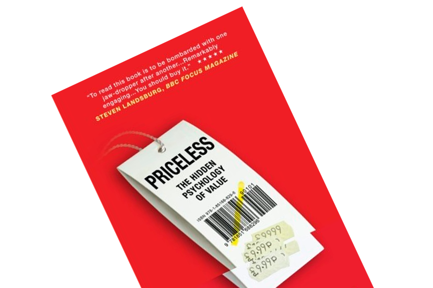 "Book summary of ""Priceless: The Hidden Psychology of Value"""