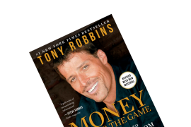 "Boganmeldelse af Tony Robbins ""Money: Master the Game"""